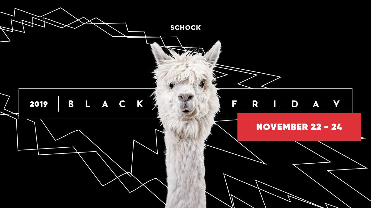 Black Friday Weekend 2019